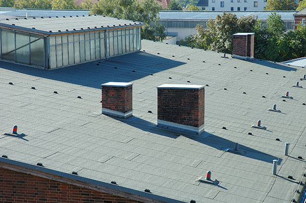 The Roof Center .