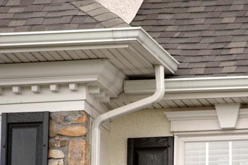 Mark J Fisher Roofing   Center Valley Gutter Installation