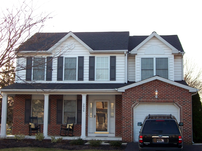 Mark J Fisher Roofing - East Greenville Shingle Roof Repair