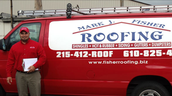 Home Mark J Fisher Roofing Quakertown Pennsylvania