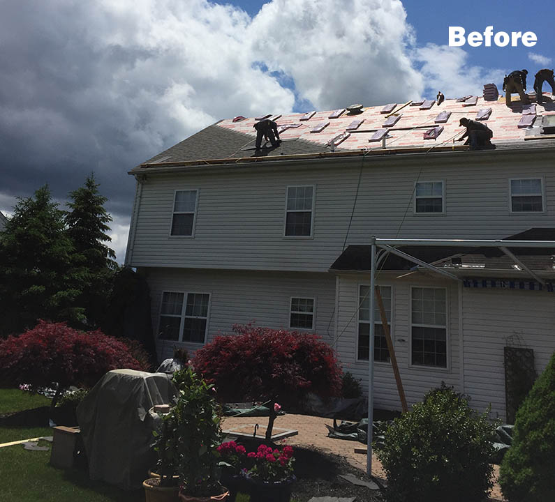 Gallery Mark J Fisher Roofing Quakertown Pennsylvania
